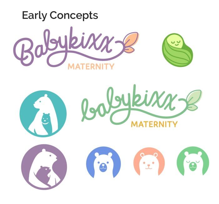 Babykixx_LogoConcepts